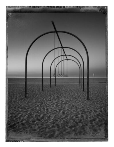 Christopher Thomas, 'Santa Monica Beach, Santa Monica', 2017