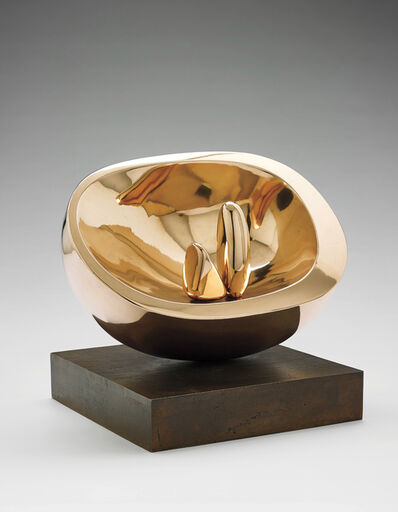 Barbara Hepworth, 'Oval with Two Forms', Conceived in 1971 and cast in 1972