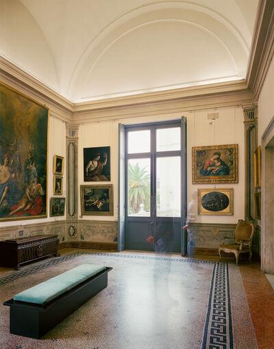 Doug Hall, 'Picture Gallery, Galleria Corsini, Rome II', 1998
