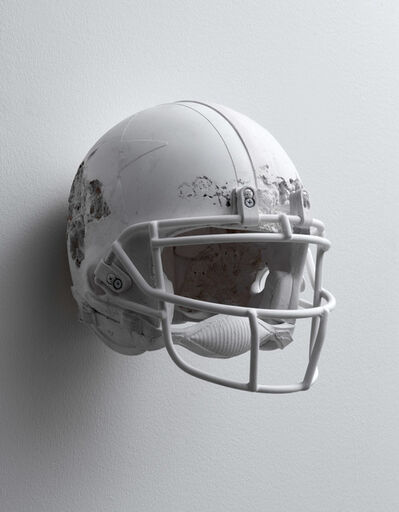 Daniel Arsham, 'Quartz Football Helmet', 2019