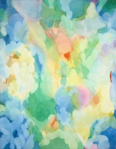 Alice Baber, 'Just Arrived', 1962