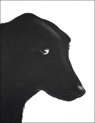 Virginia Fifield, 'Black Dog', 2009