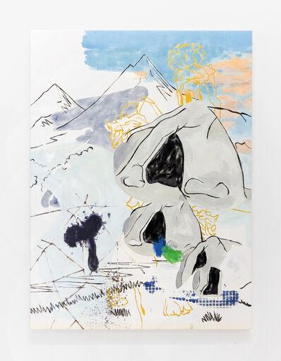 Chris Hood, 'Everest Burning', 2020