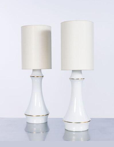 Lisa Johansson-Pape, 'Paire de lampes de table', vers 1950