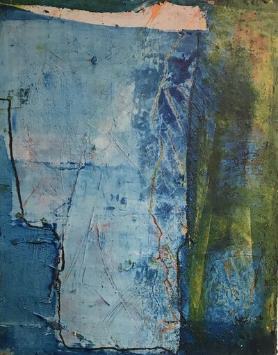 Lisa Pressman, 'Blue Day', 2018