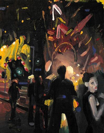John Erickson, 'Carnival', 2001