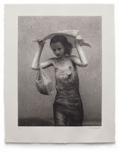 Aron Wiesenfeld, 'Rain'