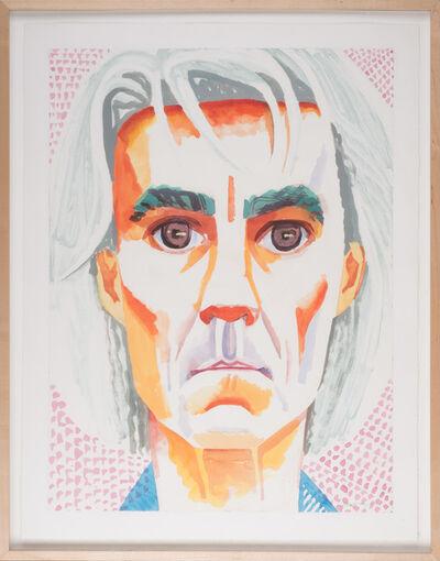 Don Bachardy, 'Untitled (Self Portrait)', 1987