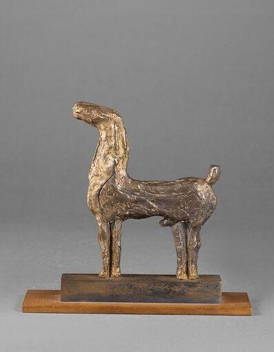 Marino Marini, 'Piccolo cavallo', 1973