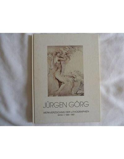 Jurgen Gorg, 'Werkverzeichnis Der Lithographien 1986-1987 by Jurgen Gorg', 2009