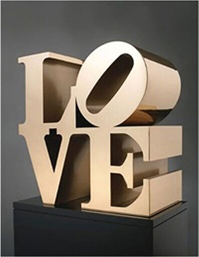 Robert Indiana, 'LOVE', 1998