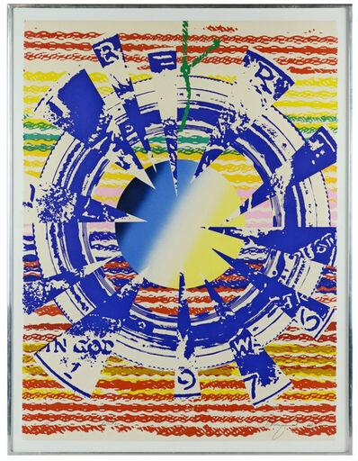 James Rosenquist, 'Miles (from 'America: The Third Century' Portfolio)', 1975-1976