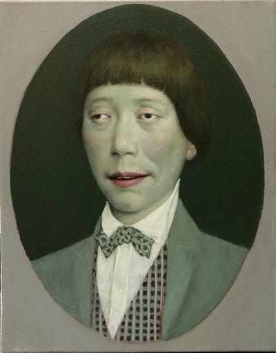 Jeffrey Chong Wang, 'Portrait of Yuji', 2019