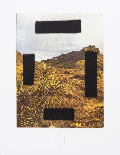 Ed Ruscha, 'Noose Around Your Neck', 2001