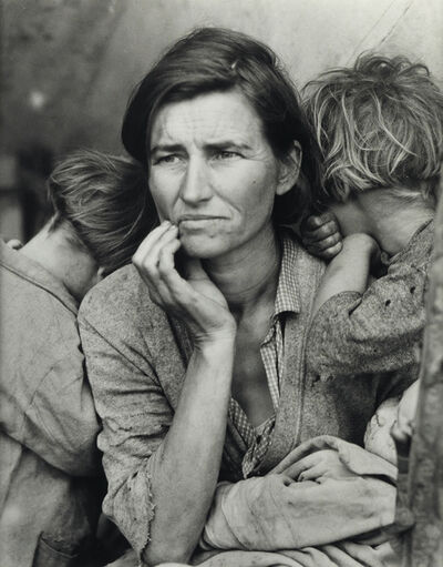 Dorothea Lange, 'Migrant Mother.', 1979