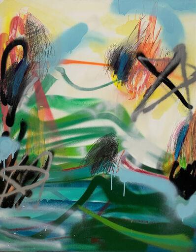 Earl McBride, 'Devil Surf', 2018