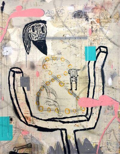John Yoyogi Fortes, 'Untitled', 2018