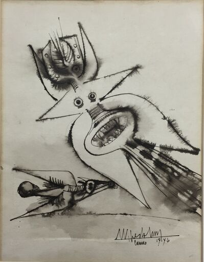Wifredo Lam, 'Untitled ', 1946