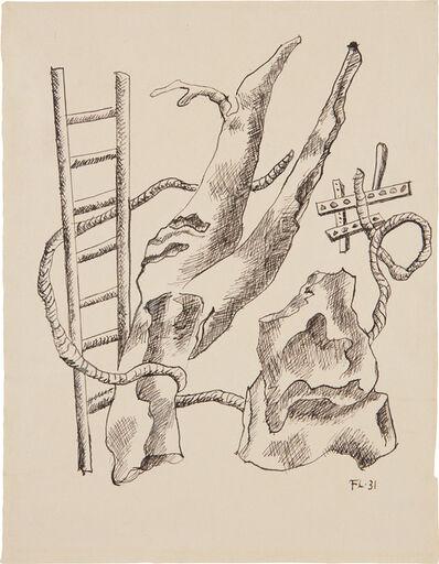 Fernand Léger, 'Composition à l'échelle', 1931