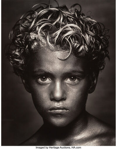 Albert Watson, 'Golden Boy, Six Years Old, New York City', 1989