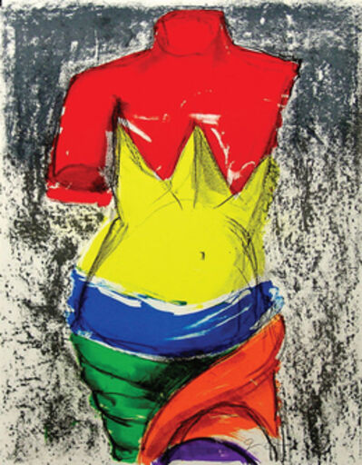 Jim Dine, 'The Bather ', 2005