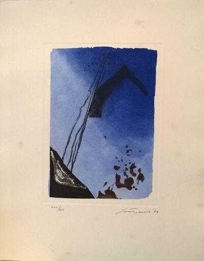 "Giuseppe Santomaso, '""Canti Pisani"" ', 1989"