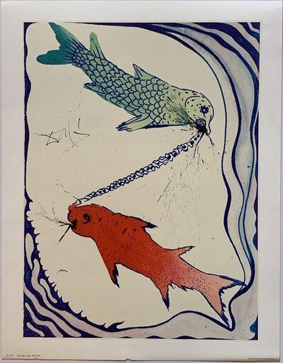 Salvador Dalí, 'Pisces', 1969