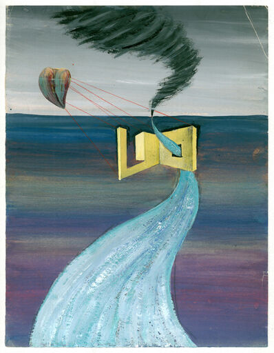 Hedda Sterne, 'Untitled', ca. 1938