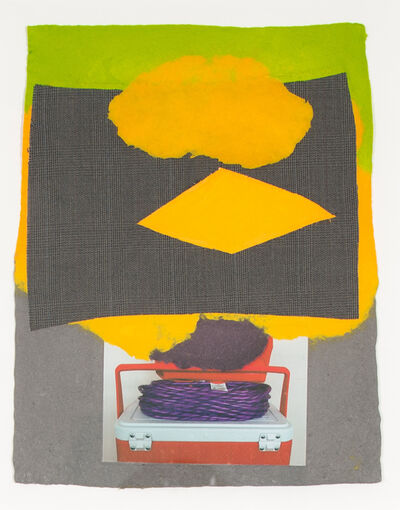Jessica Stockholder, 'Men's Suit', 2005