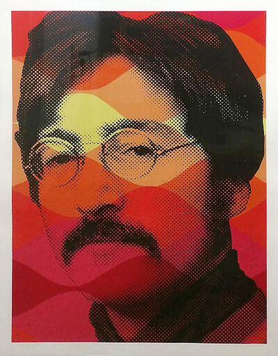 Mr. Brainwash, 'John Lennon', 2019