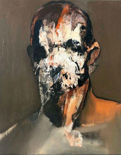Dayron Gonzalez, 'Self-Portrait', 2019