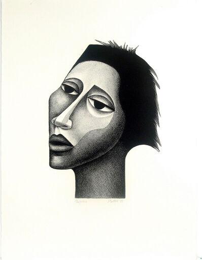 Elizabeth Catlett, 'Jackie', 1985