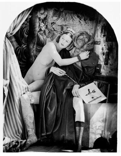 Joel-Peter Witkin, 'Raphael and La Fornarina [拉斐尔和弗马里娜]', 2003