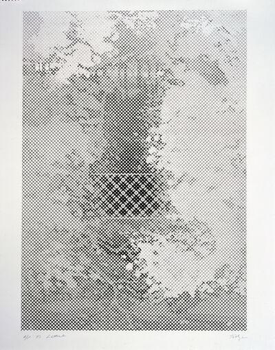 William Tillyer, 'Lattice', 1973
