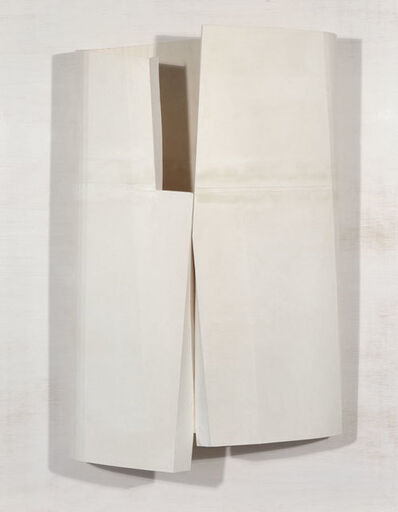 Manfred Müller, 'White Prelude #512', 2009