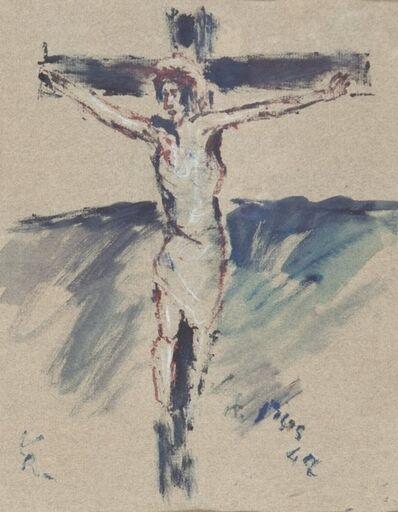 Filippo De Pisis, 'Crocifissione'