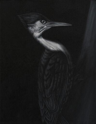 Shelley Reed, 'Woodpecker (after Meunier)', 2013