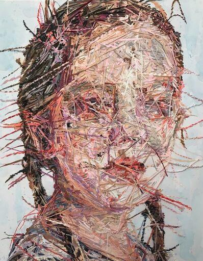 Cayce Zavaglia, 'Untitled (Current Profile)', 2018