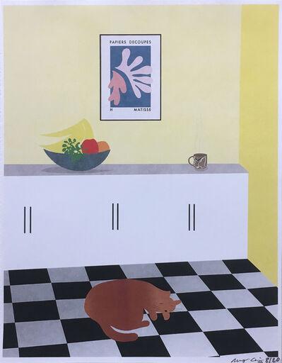 Molly Craig, 'Kitchen Cat', 2021