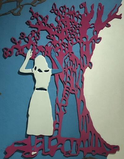 Amaya Salazar, 'Ephemeral', 2018