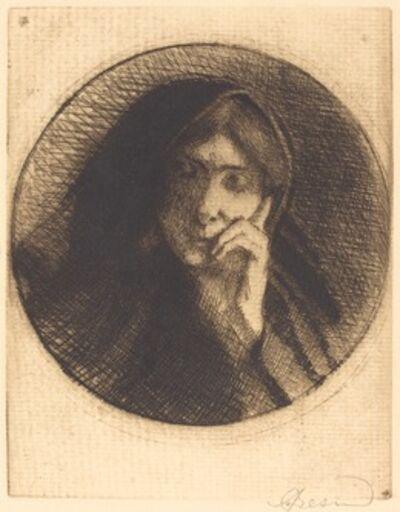 Albert Besnard, 'Madame Aman Jean', 1898