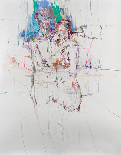 Edwige Fouvry, 'Couple', 2017