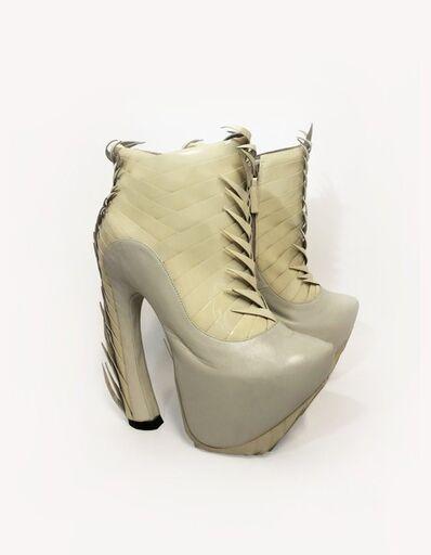 Iris van Herpen, 'Voltage Shoes', 2013