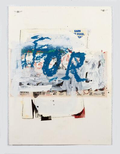 Stephen Lapthisophon, 'Blues', 2017
