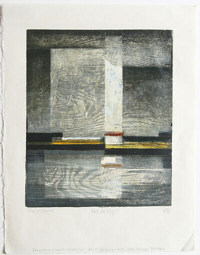 Hans Christian Rüngeler, 'Haus am Fluss / House on the River', 1996