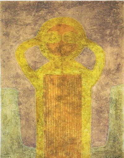 Rufino Tamayo, 'Vergonzoso ( Shameful)', 1983