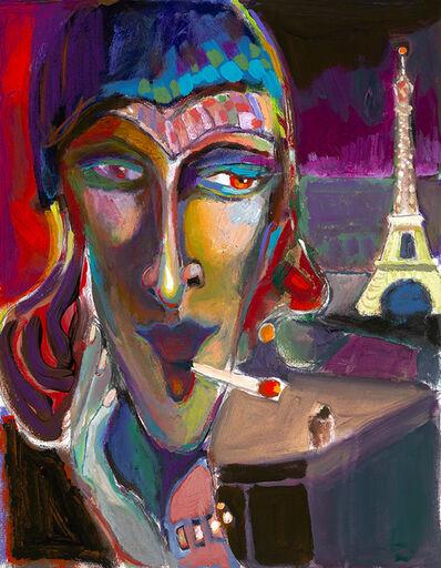 Ed Grant, 'Bonjour Paris', 2019