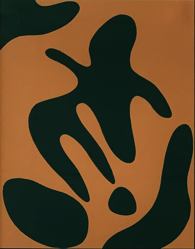 Hans Arp, 'Composition in Green', 1938