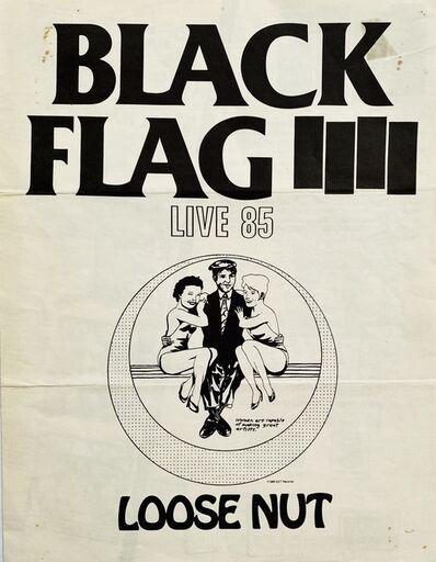 Raymond Pettibon, 'Raymond Pettibon Black Flag Live '85', 1985