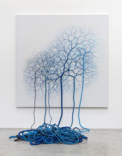 Janaina Mello Landini, 'Ciclotrama 137 (Expansão)', 2019